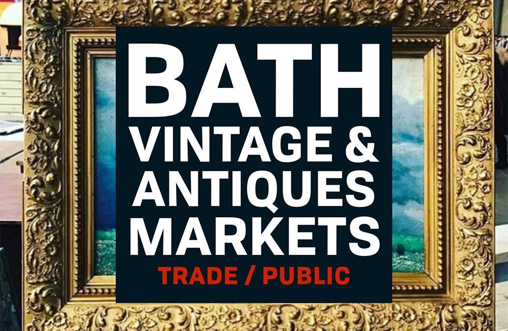Bath Vintage & Antiques Markets 2018